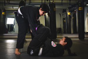 New Arab Media Sponsors First Saudi Female Jiu-Jitsu Competitor